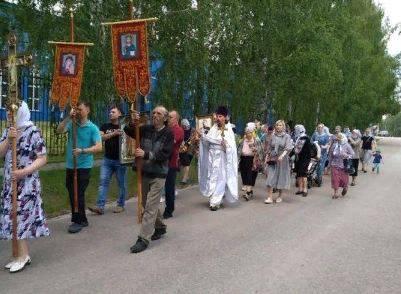 На Брянщине почтили память великого князя Михаила Александровича