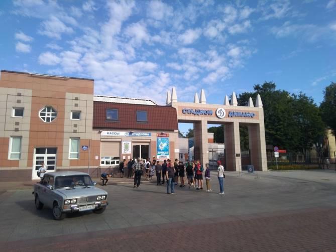 Брянцы выстроились в очередь за билетами на матч «Динамо» с «Нижним Новгородом»