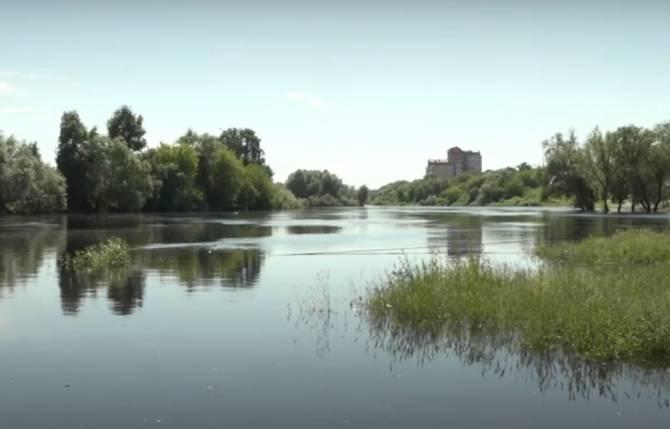 В брянских реках летнее половодье пошло на спад
