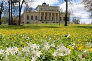 Брянцев пригласили на весеннюю прогулку по усадебному парку Овстуга