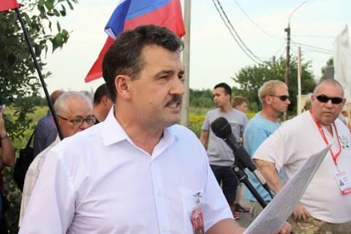 Брянский коммунист Архицкий расскажет о давлении властей