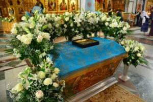 Брянцы отметили праздник Успения Пресвятой Богородицы