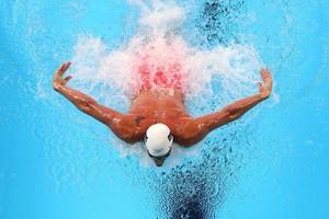 Пловец Камчатов установил рекорд Брянской области