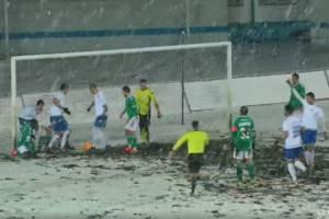 Брянское «Динамо» осталось на 16 месте в турнирной таблице после победы над «Томью»