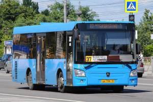 Брянцы попросили пустить автобус №37 через вокзал