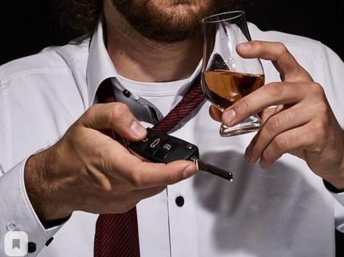 В Брянске за сутки поймали 4 любителя пьяной езды