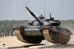 Брянский военнослужащий украл броню танка Т-72 и сдал на металлолом