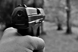 Под Брянском «силовик» пистолетом угрожал отдыхающей на Десне семье