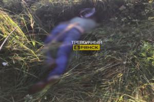 В Брянске возле Орлика нашли погибшим 41-летнего мужчину