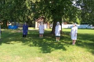 В Климово эвакуировали психоневрологический интернат