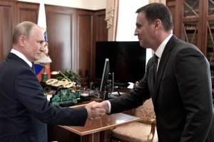 Российского министра позвали полюбоваться на брянскую картошку