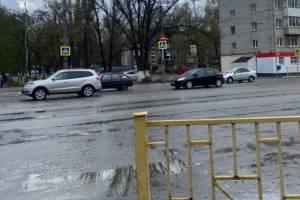 В Брянске на выезде из Бежицы отключился светофор