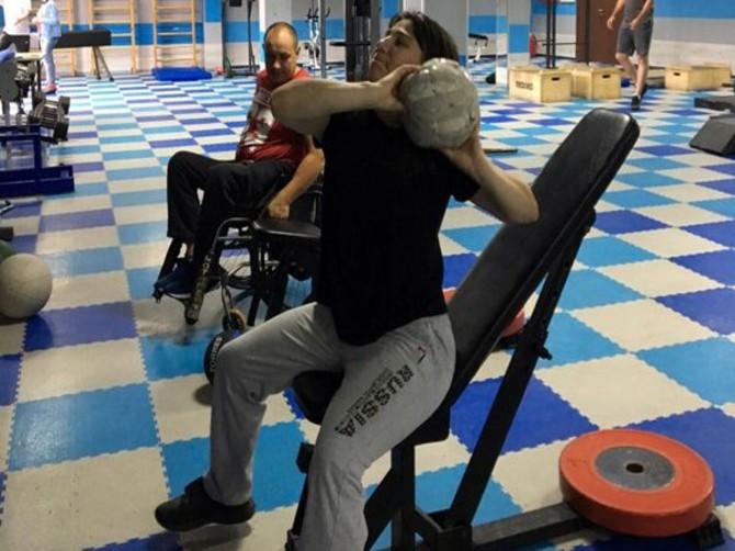 Брянские паралимпийцы отправились в Сочи