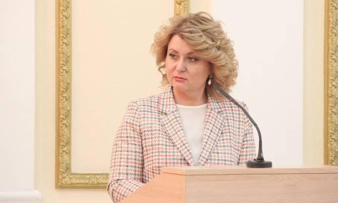 Опасная болезнь не коснулась главы брянской пропаганды Кулешовой
