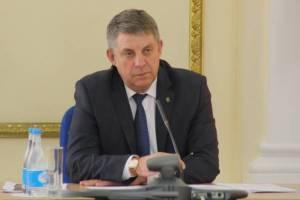 Брянский губернатор о закрытии больниц: Выполняю распоряжения Москвы