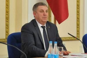 Зюганов пригрозил брянскому губернатору Богомазу отставкой