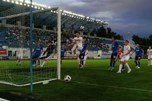 В Брянске матч «Динамо» с «Химик-Арсенал» завершился ничьей