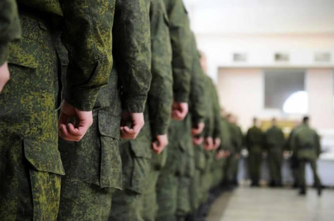 Брянских запасников призовут на военные сборы