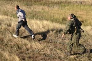 В Брянской области мужчина пытался сбежать из России