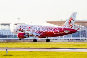 В честь Брянска могут назвать один из самолетов авиакомпании «Россия»