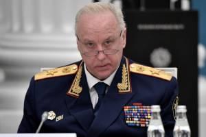 Бастрыкин взял на контроль уголовное дело о стрелке в брянского полицейского