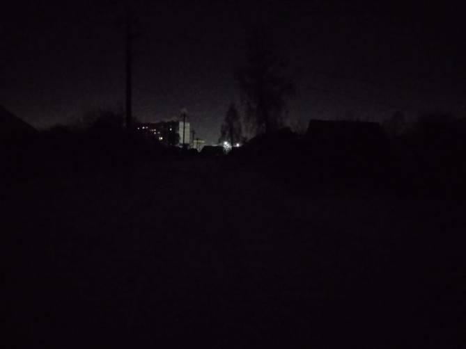 В Брянске жителей Бежицы оставили без света
