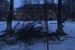 В Брянске убрали страшную опасность на проспекте Московском