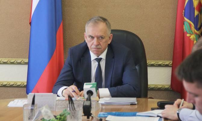 Зама брянского губернатора Мокренко уволили официально