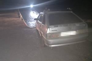 Под Климово поймали 24-летнего водителя ВАЗ без прав