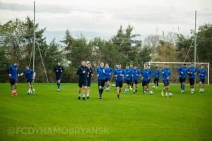 Состав брянского «Динамо» пополнился тремя фуболистами