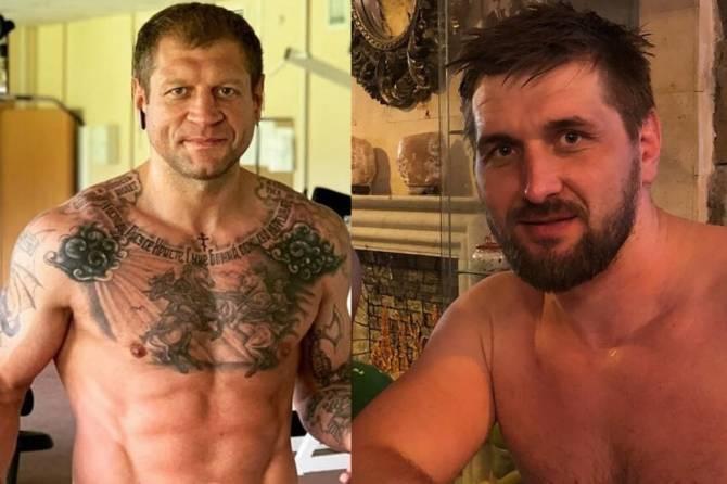 Емельяненко назвал брянского бойца Минакова хорошим парнем