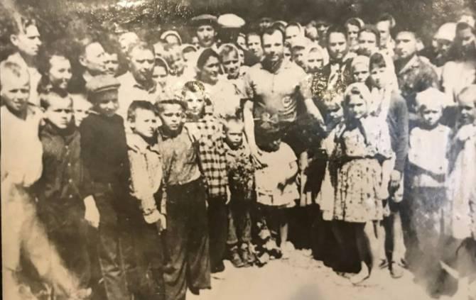 Воспоминания о приезде Юрия Гагарина в Брянскую область