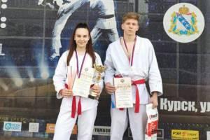 Брянская девушка стала чемпионкой России по рукопашному бою