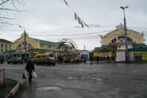 В Брянске снесут ларек возле Бежицкого рынка