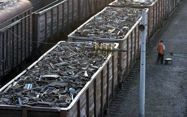 В Выгоничском районе осудят серийных похитителей металлолома