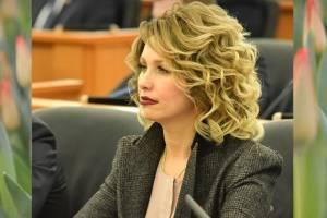 Врио заместителя губернатора Брянской области стала Ирина Агафонова