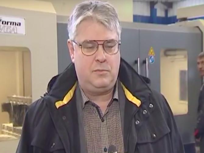 Главой Навлинского района стал директор завода Михаил Синотин