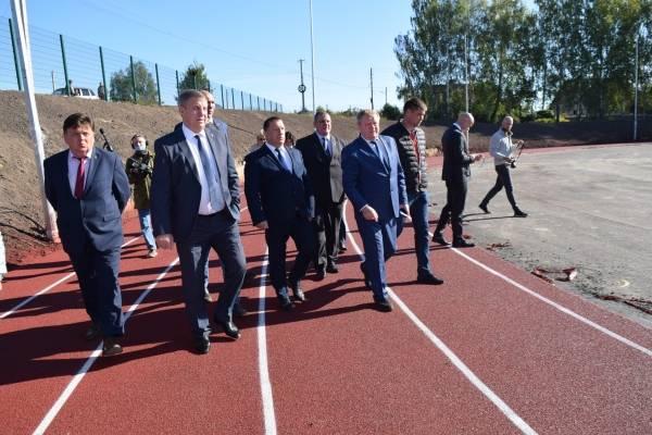 В Выгоничах реконструкция стадиона обойдется в 41,75 млн рублей