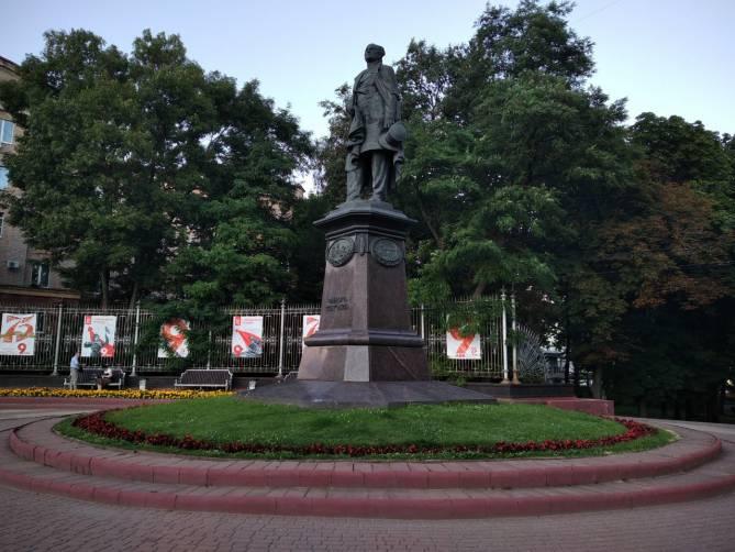 В Брянской областной библиотеке отметили день рождения Тютчева