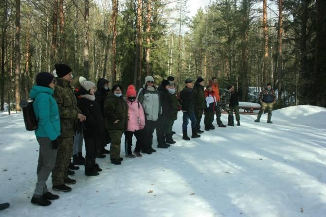 В Брянске «Лиза Алерт» провела учения для новичков поискового отряда