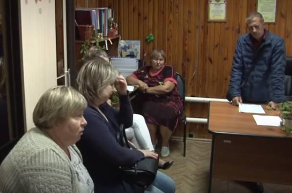 Жители Ржаницы взбунтовались против объединения с Жуковкой
