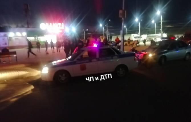 В Брянске сотрудники ГИБДД устроили облаву на подростков на мопедах