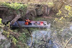 В Погарском районе в реке нашли тело пенсионера