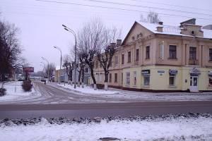 В Брянске на улице Пушкина построят ливневку и заменят освещение