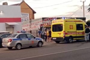 В Брянске на улице Бежицкой сбили пешехода