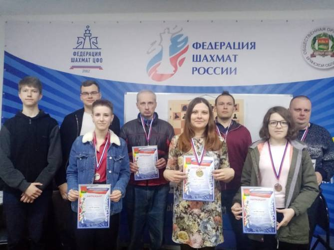 В Брянске прошел турнир по шахматам