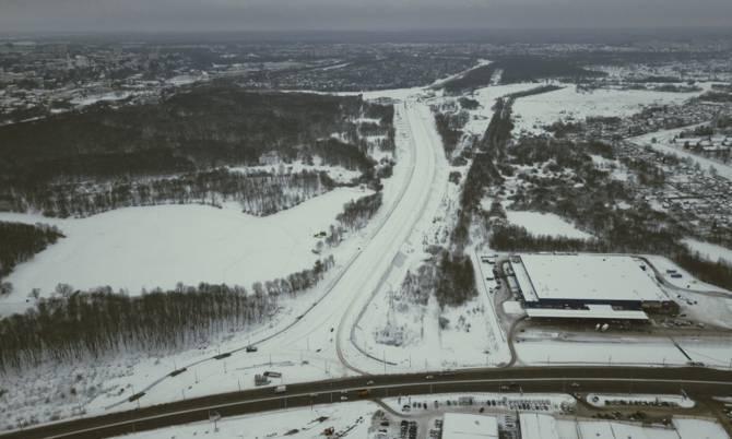 В Брянске на грандиозную дорогу от Metro к вокзалу выделили очередной миллиард