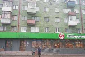 В Брянске уголовники обворовали супермаркет «Пятерочка» на улице Димитрова