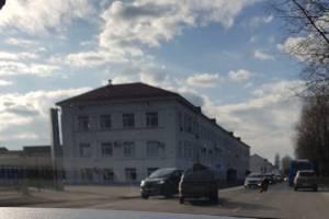 В Брянске на Сталелитейной столкнулись две легковушки