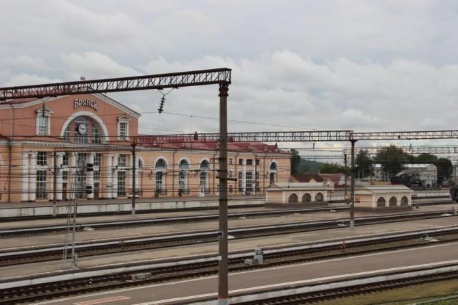 В Брянске капитально отремонтируют два вокзала